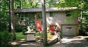 Winter Cottage Rental