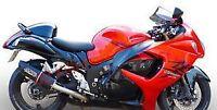 Suzuki Hayabusa Scarichi Gsx1300r Gpr Furore Nero Da Gpr Da Strada Legale K8 - suzuki - ebay.it