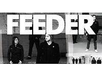 2 x Feeder - O2 ABC Glasgow 26/09
