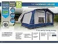 Gateway leisure harewood deluxe awning 975-1050