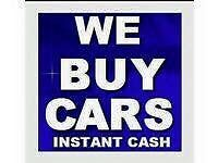 CARS VANS AND 4X4'S WANTED FOR CASH, INSTANT CASH WAITING