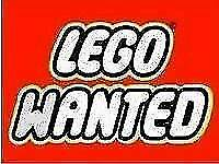 LEGO lots WANTED