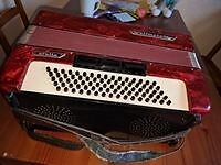 Weltmeister 80 bass piano accordion