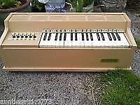 Vintage 1960s Rosedale Electric Chord Organ.