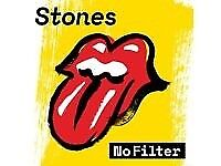 4 x tickets to The Rolling Stones, London Stadium, 25th May 2018