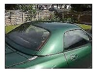 Genuine MGTF HARD TOP LE MANS GREEN with Heated Rear Screen & working electrics Excellent Condition