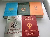 DIANA GABALDON HARDCOVER COLLECTION