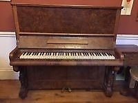 Gors and Kallman upright piano