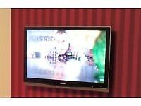 """Sharp LC52XD1E - 52"""" Widescreen Full HD 1080P LCD TV - With Freeview no stand"""