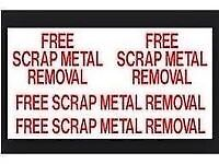 free scrap collection and end of tenancy rubish removed