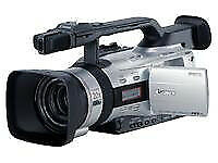 Canon XM2 PAL Professional Camcorder in its alminium case, very little used