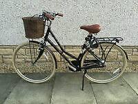 Victoria Pendleton Ashwell bike