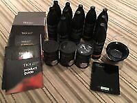 TIGI colour and products products for sale due to salon closure