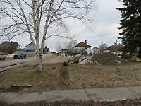 House lot in Smooth Rock Falls
