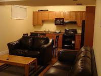 2-Bedroom Furnished Legal Basement with Parking in Timberlea