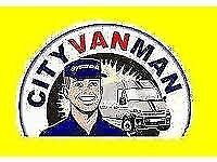 cheap man & van 15P/H last minuite booking any time