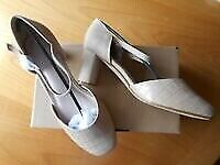 Next Wide Fit Occasion Shoes Size 6