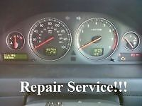 Volvo V60, V70, V80, S60, S70, S80 & XC90 Instrument Cluster Repair (2001-2003