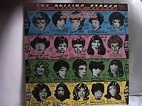 Vinyl LP The Rolling Stones Some Girls – Rolling Stones CUN 39108 Stereo