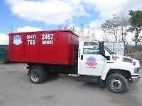 CITYWIDE BINS FAST AND AFFORDABLE BIN RENTALS 647-765-2467