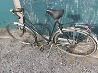 Rare Juncker Sport Dutch cycle for sale