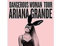 ARIANA GRANDE - x2 tickets for Dublin 20/05/17