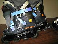 Rollerblade skates and accessories