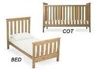 James Town cot bed