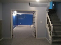 Nicely Furnished Basement for Rent in East Regina