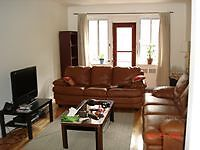 Large renovated 4 1/2 NDG close Monkland Village (for Sept/Oct)