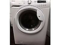77 Hoover VHW458A 8+5kg 1400 Spin White LCD Sensor Dry Washer/Dryer 1 YEAR GUARANTEE FREE DEL N FIT