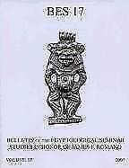 James P. Allen-Bulletin Of The Egyptological Semin  BOOK NEU