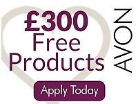 £300 worth of beauty products free
