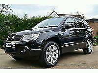2010 Suzuki Grand Vitara SZ5 1.9 DDIS 4X4, FULL LEATHER, XENONS, FULL SERVICE HISTORY! GREAT SPEC!