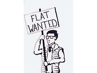 Flat wanted to Rent