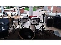 Mapex mars drum kit. Everything included!!