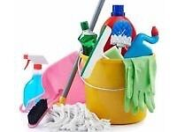 Sally's sparkling cleaning available