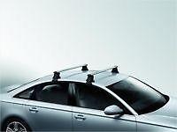 Audi Roofbars A6 2005-2011 Genuine Audi Part 4F0 071 126