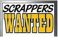 Scrap your car scrap my car