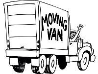 man and van removals (NORTH SOUTH EAST WEST LONDON COVERED)