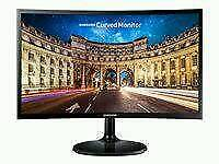 Samsung led 21.5 inch curved pc/gaming monitor