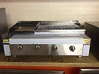 Charcoal Grill *LPG* 4 burner - EN57 (supper sale)