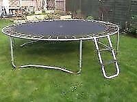 TP 12 foot Emperor trampoline