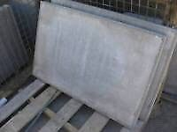 6 new 3ft x 2ft slabs 50ml thick