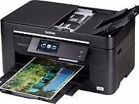 Brother MFC-J5625DW 128MB Inkjet All-In-One with Fax & A3 Printer with Wi-Fi Nearly New