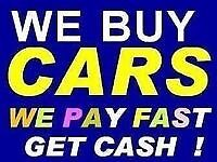 We buy all scrap cars and vans best prices paid fast collection