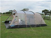 Brand new kampa 6 man tent