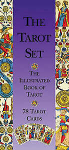 The  Illustrated Book of Tarot, Jane Lyle, Very Good