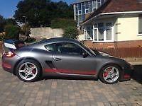 Porsche Cayman 3.4 s GT kit