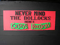 CASEY'S RECORDS    Now OPEN  Buying & Selling Vinyl Records